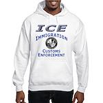 US Immigration & Customs: Hooded Sweatshirt