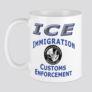 US Immigration & Customs:  Mug