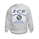 US Immigration & Customs: Kids Sweatshirt