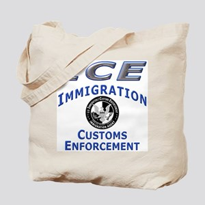 US Immigration & Customs:  Tote Bag