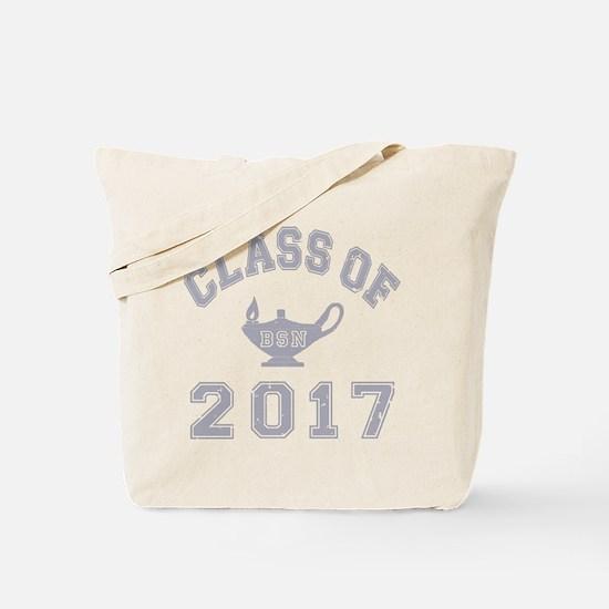 Class Of 2017 BSN Tote Bag