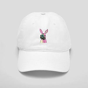 Pink Bunny Gas Mask Cap