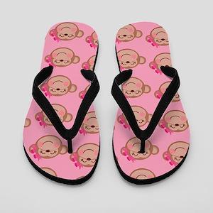 Monkey Flip Flops