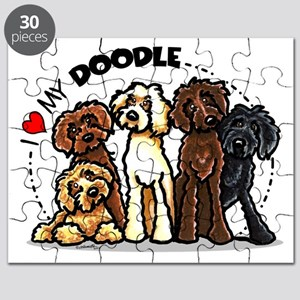Love Labradoodles Puzzle