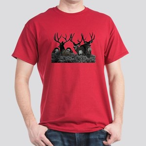 Monster buck deer Dark T-Shirt