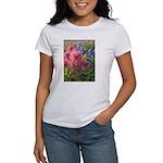 Bluebonnets and Texas Pinks Women's T-Shirt
