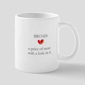 Broad Mug