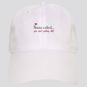 Santa called... Cap