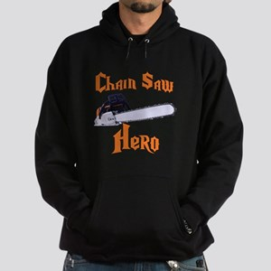 Chain Saw Hero Chainsaw Hoodie (dark)
