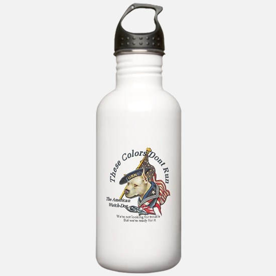 American Watchdog Water Bottle