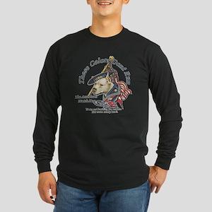 American Watchdog Long Sleeve Dark T-Shirt