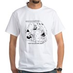 Early Court Reporting White T-Shirt