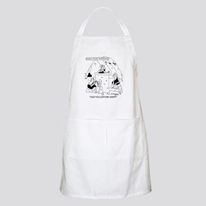 Early Court Reporting Apron