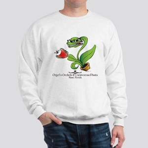 Orgel's Orchids Sweatshirt