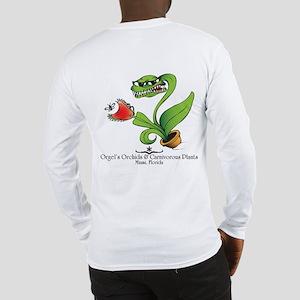 Orgel's Orchids Long Sleeve T-Shirt