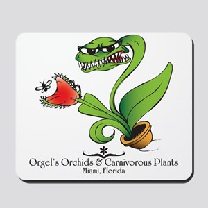 Orgel's Orchids Mousepad