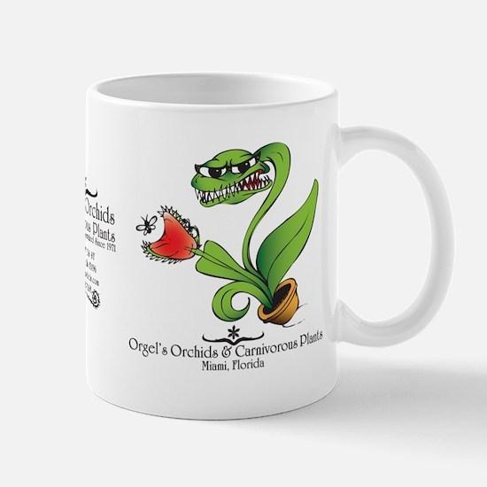 Orgel's Orchids Mug
