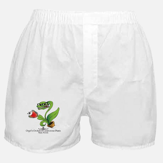 Orgel's Orchids Boxer Shorts