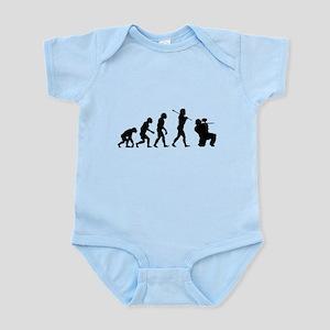 Paintball Evolution Infant Bodysuit