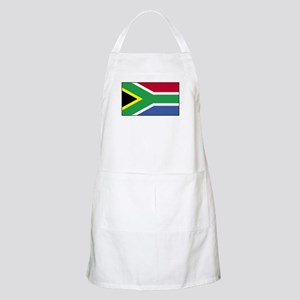 South Africa Flag BBQ Apron