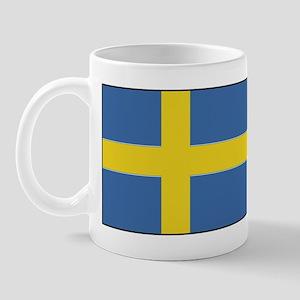 Sweden Flag Mug