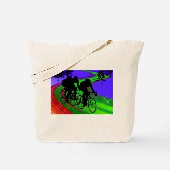 Unique Mens bicycle Tote Bag