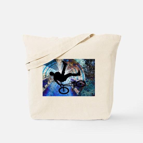 Mens bicycle Tote Bag