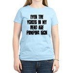 Voices in my head Women's Light T-Shirt