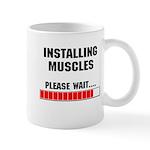 Installing Muscles Mug