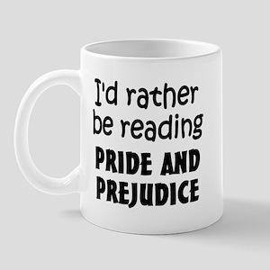 Pride and Prejudice Mug