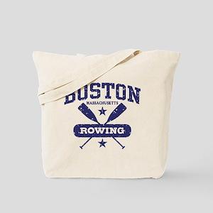 Boston Rowing Tote Bag