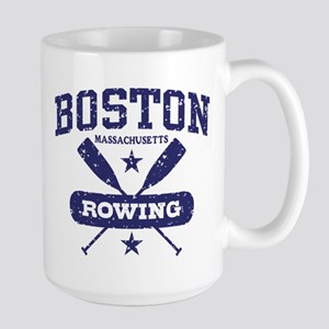 Boston Rowing Large Mug