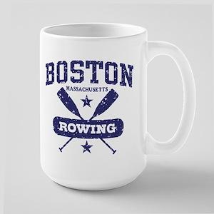Boston Rowing Large Mug