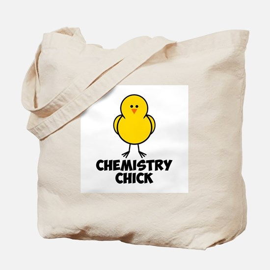Chick Tote Bag