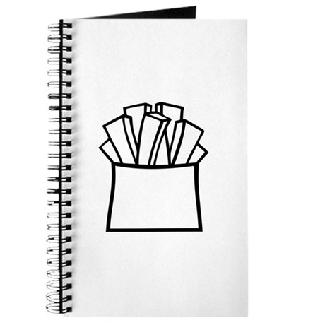 French fries Journal