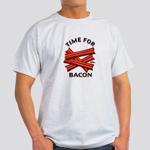 Time For Bacon! Light T-Shirt