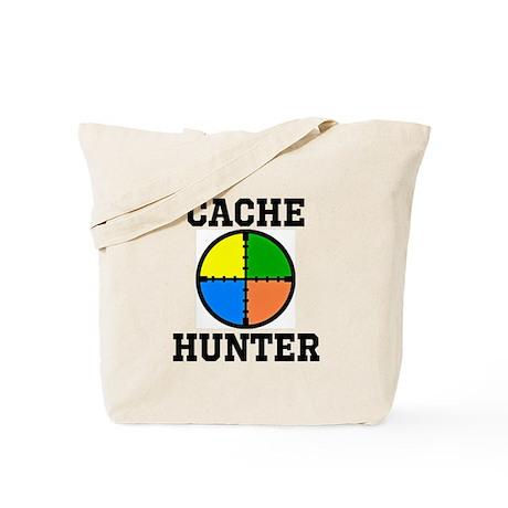 Cache Hunter Tote Bag