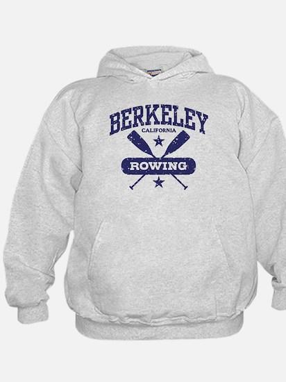 Berkeley California Rowing Hoodie