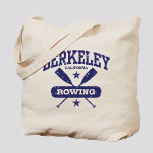 Berkeley California Rowing Tote Bag