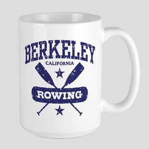 Berkeley California Rowing Large Mug