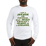 Sweater Long Sleeve T-Shirt