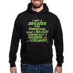 Sweater Hoodie (dark)