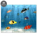 Oceans Of Fish Puzzle