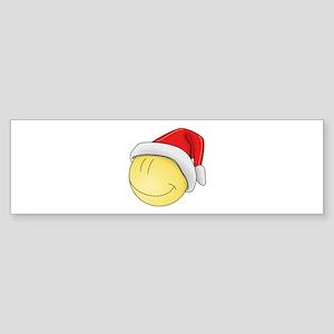 Merry Christmas Sticker (Bumper)