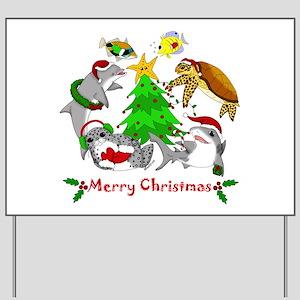 Christmas 2011 Yard Sign