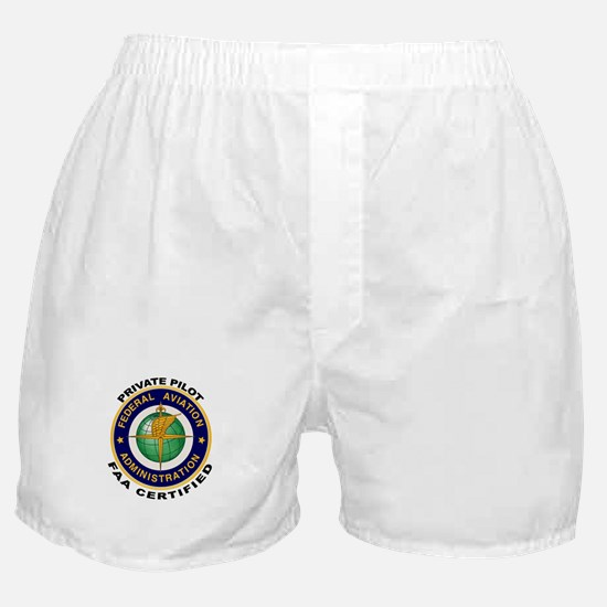 Private Pilot Boxer Shorts