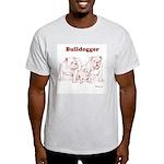Bulldogger Red/Ash Grey T-Shirt