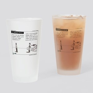 The Paperless Office Drinking Glass