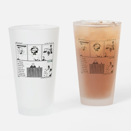 Spoliation Drinking Glass