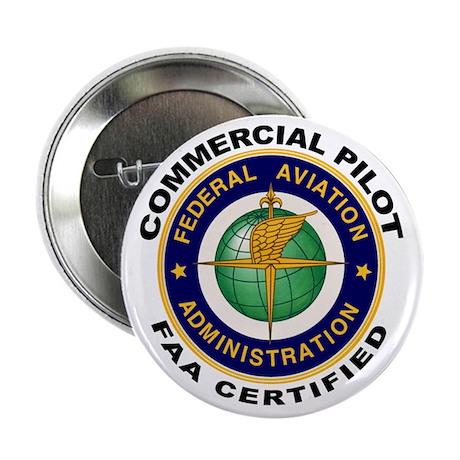 """Commercial Pilot 2.25"""" Button (100 pack)"""